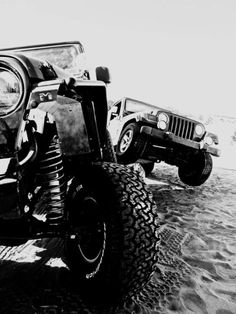 Nothing is sexier than a guy in a jeep well maybe a truck... hmmm