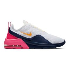huge selection of f3624 e5ddc Nike Air Max Motion 2 Women s Sneakers, Size  12, White