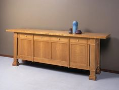 The Difference Among Sideboard, Buffet, Credenza, and Server