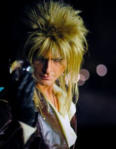 Jareth the goblin king. Cosplayed by Massimiliano Poggi, photographed by Sandman-AC.