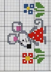 This Pin was discovered by Ang Cross Stitch For Kids, Cross Stitch Books, Mini Cross Stitch, Cross Stitch Cards, Cross Stitch Borders, Simple Cross Stitch, Cross Stitch Animals, Modern Cross Stitch Patterns, Cross Stitch Kits