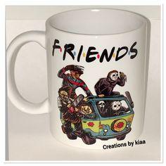 Cute Halloween mug. Halloween Mug- Funny Mug- Coffee MUg Halloween Cups, Halloween Items, Cute Halloween, Halloween Decorations, Funny Mugs, Coffee Mugs, Ceramics, Website, Tableware