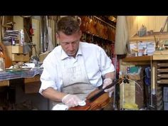 How to Clean Your Violin By A Professional Violin Luthier! - YouTube