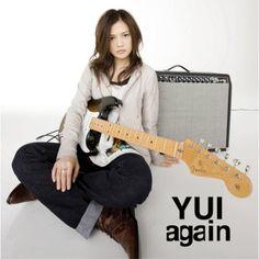 シングル「again」通常盤ジャケット