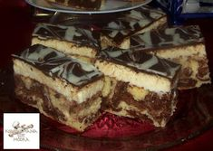 Érdekel a receptje? Hungarian Recipes, Cake Cookies, Coco, Tiramisu, French Toast, Food And Drink, Pie, Cooking Recipes, Sweets