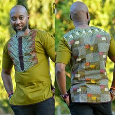 Couples African Outfits, African Wear Dresses, Couple Outfits, African Attire, Nigerian Outfits, Nigerian Men Fashion, African Print Fashion, African Shirts For Men, African Clothing For Men