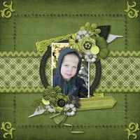 A Project by Heather123 from our Scrapbooking Gallery originally submitted 03/01/12 at 08:51 PM