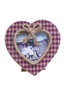 Mini ramka na zdjęcie Lovely lovelypassion.pl #shabbychic #vintage #country #shop #decor #home #dom #dekoracja #inspiration #beautiful #photo #frame