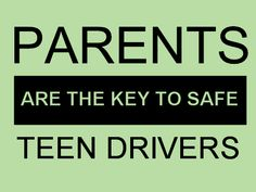 #ArizonaCarAccidentLawyer: Parents Are the Key to Safe Teen Drivers  - http://www.zacharlawblog.com/2013/10/parents-are-the-key-to-safe-teen-drivers-.html