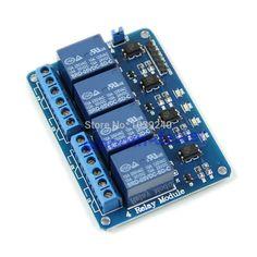 $2.13 (Buy here: https://alitems.com/g/1e8d114494ebda23ff8b16525dc3e8/?i=5&ulp=https%3A%2F%2Fwww.aliexpress.com%2Fitem%2FBlue-4-Channel-Relay-5V-Module-Low-Strigger-For-PIC-ARM-DSP-AVR-MSP430%2F32785795909.html ) Blue 4-Channel Relay 5V Module Low Strigger For  PIC ARM DSP AVR MSP430 for just $2.13