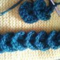 Vertical Crocodile Stitch   AllFreeCrochet.com