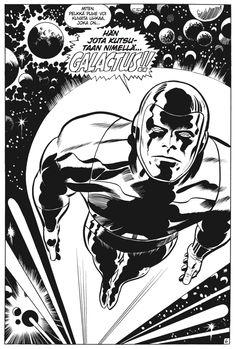 #Thor #Marvel #JackKirby #StanLee