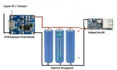 Menyulap Powerbank Palsu Menjadi Powerbank Kapasitas Super