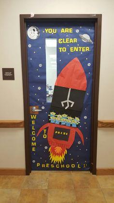 Outer Space Toy Story Door! & Toy Story Door | Teacher Swag | Pinterest | Toy Doors and Disney ...
