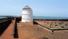 aguada fort in goa