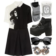 """""""cut my hair"""" by rosiee22 on Polyvore"""