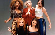 Spice Girls de 1994 - 1991  /  London
