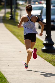 Hope I can look like this when I run one day!