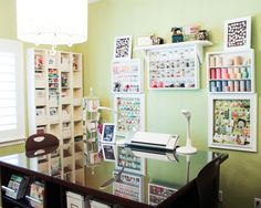 Craft Room Organization: For more information, visit my blog at www.sprinkledwithglitter.com Card Stock/Paper Organization Video http://youtu.be/NxfWlQs_lj0 ——— S U P P L I E S ——— •...