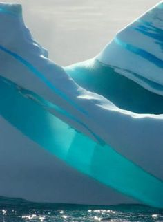 Image detail for -Many must have received e-mail on these spectacular  icebergs
