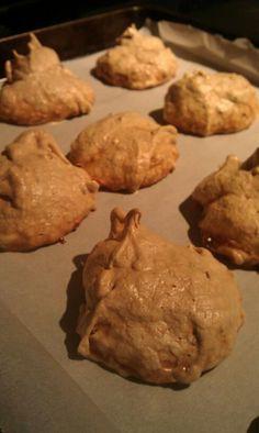 Cacao Nib Meringues  (Gluten Free, Dairy Free)