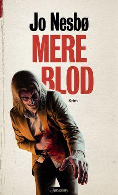 """Med """"Blod på snø"""" og nå oppfølgeren """"Mere blod"""" har Jo Nesbø beveget seg over i en ny krimgenre, svært godt mottatt av både kritikerne og leserne. Book Worms, My Books, Author, Book Nerd, Writers"""