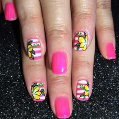 trendy summer nail art designs For 2016 - style you 7