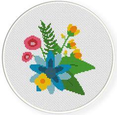 Elegant Flower 4 Illustraiton