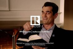 """The National Association of Realtors' new yearlong ad campaign stars Phil Dunphy, the """"Modern Family""""..."""