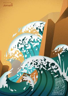 Read more: https://www.luerzersarchive.com/en/magazine/print-detail/jornal-i-60681.html Jornal i Campaign for a special issue of Portuguese newspaper Jornal i published during the World Surf League event in Portugal. Tags: Pedro Ferreira,Jornal i,Young & Rubicam (Y&R), Lisbon,Judite Mota,Gonçalo Lopes,Rafael Serra,Melanie Romão