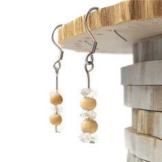 Boucles d'oreilles boheme cristal de roche par DSNatureetCreation https://www.etsy.com/fr/listing/222858533/boucles-doreilles-boheme-cristal-de?ref=shop_home_active_3                                                                                                                                                     Plus