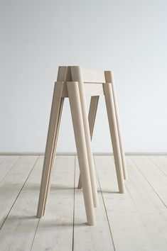 Martin Solem • Wooden Profile / Master diploma