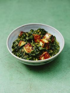 Saag paneer | Jamie Oliver | Food | Jamie Oliver (UK)