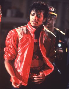 The King of Pop, Michael Jackson -- my favorite singer of all time.  Seriously.