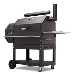 Yoder Smokers YS640 Pellet Grill | All Things Barbecue