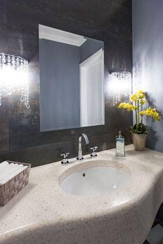 Bathroom Lighting, Showers, Bathrooms, Mirror, Furniture, Home Decor, Bathroom Light Fittings, Bathroom Vanity Lighting, Decoration Home