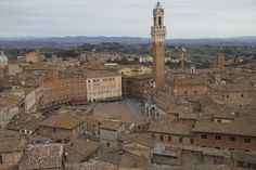 Siena, Italy...breathtaking landscape and architecture.