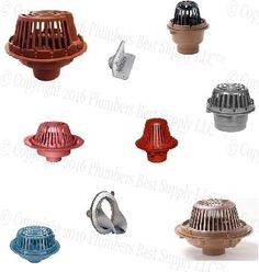 Roof Drains From Leading Manufacturers Wade, Jay R Smith, Mifab, U0026 Zurn.