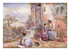 The Story Book by Myles Birket Foster