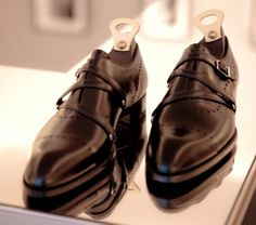 Louis Vuitton Single Monk Straps