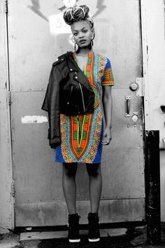 Design by: whitneyalix  It's Africa-Inspired: What to Wear at a Festival