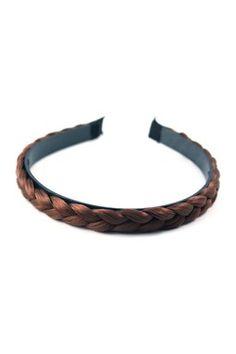 Celebrity Strands Braided Headband