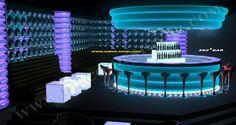 diseño de discotecas modernas - Buscar con Google