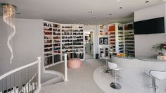 Pin for Later: America's Largest Closet Was Robbed This Weekend Source: Chinh Phan for Neiman Marcus
