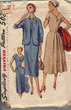 McCall 9505 - Vintage Sewing Patterns