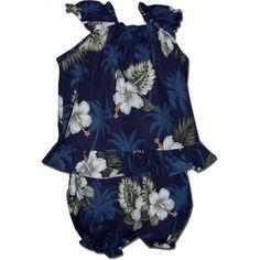 Couleurtropiques.com - vente en ligne de robe et bloomer big island - mode enfant