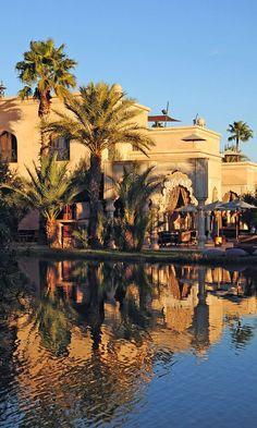 Palais Namaskar at Marrakech, Morocco