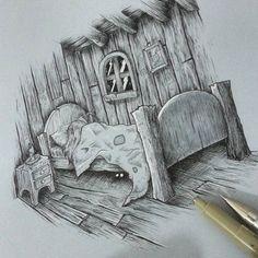 Ilustração para um livro. #draw #desenho #drawing #arte #ilustration #ilustracao #art #book #pen Drawing, Sketches, Book, Dibujo, Art, Draw, Draw, Doodles, Sketch