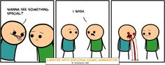 best of explosm's random comic generator