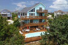 Avon Vacation Rentals | Cohoke South - Lakeside Outer Banks Rental | 853 - Hatteras Rental